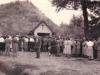 Einweihung Dachsbergkapelle 1955 (Quelle: Wirtz)
