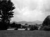 Schulgebäude im Sommer - ca. 1938 (Quelle NN)