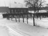 Schulgebäude im Winter - ca. 1937 (Quelle NN)