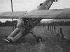Flugzeug Notlandung in Wülscheid (Quelle: Klasen)