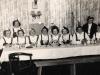 Frauenkarnevalsclub DIE MÖHNEN (1949-1980) in der Pension Schmitz (Quelle: Blessgen)