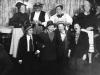 Frauenkarnevalsclub DIE MÖHNEN (1949-1980) in der Pension Schmitz (Quelle: Prangenberg)
