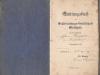 Quittungsbuch Wasserleitungsgesellschaft 1903-1918 Familie Straussfeld S002 (Quelle: Prangenberg)